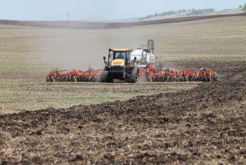 Аграрии Башкортостана смогут рассчитывать на кредиты Россельхозбанка накануне посевных работ