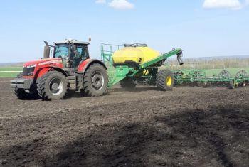 За минувшие сутки аграрии Башкортостана посеяли около 90 тысяч гектаров яровых культур