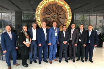 Башкирская делегация посетила Ирано-Российскую торговую палату