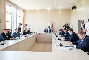 Представители Минсельхоза РБ приняли участие в пленарном заседании по растениеводству