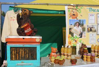 Лучше всех на фестивале меда были представлены Иглинский и Нуримановский районы
