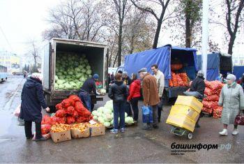 Очередные сельскохозяйственные ярмарки выходного дня пройдут во всех районах Уфы