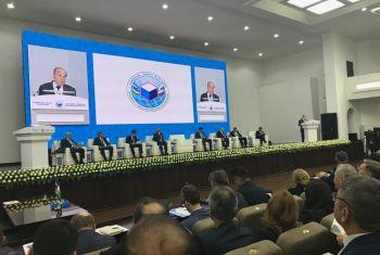 Башкирский ГАУ заключил соглашения с научно-образовательными учреждениями Узбекистана