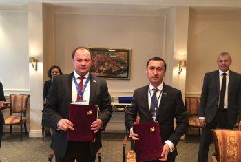 Башкортостан и Самаркандская область Узбекистана подписали соглашение о сотрудничестве
