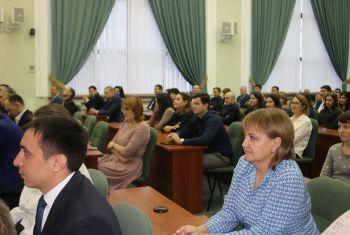 Коллектив Минсельхоза РБ поздравили с профессиональным праздником