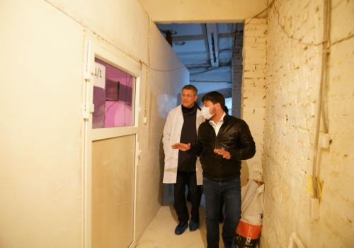 В деревне Тугузлы Радий Хабиров ознакомился с работой сельскохозяйственного потребительского кооператива «Овощной край»