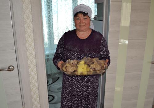 В деревне Юкаликулево состоялась презентация первого в Кигинском районе Дома традиций и обрядов («Ғөрөф-ғәҙәт, йола йорто»)