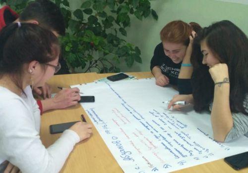 В Архангельском районе прошел студенческий форум
