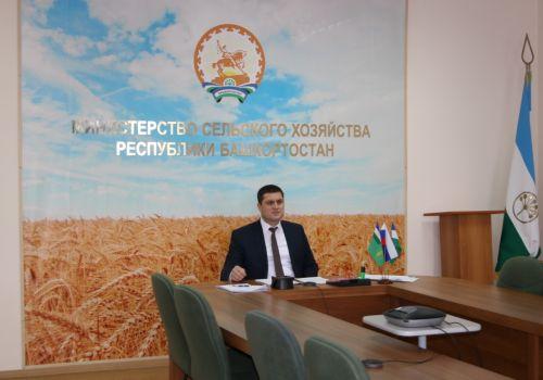 Ильшат Фазрахманов рассказал об итогах работы АПК  республики