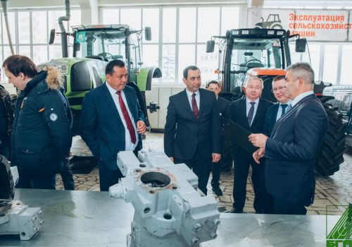 Аграрные вузы Башкортостана и Узбекистана успешно реализуют совместные проекты