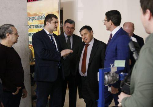 «Апимондию-2021» в Уфе планируют провести на двух площадках