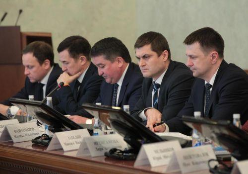 Ильшат Фазрахманов выступил на заседании Правительства республики