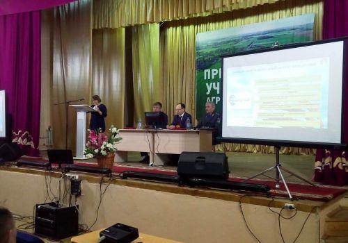 В Калтасинском районе обсуждают актуальные вопросы предстоящего сева