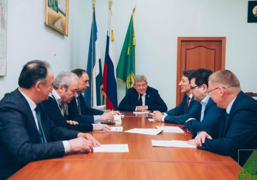 Совет ректоров вузов Башкирии обсудил подготовку кадров для сельского хозяйства