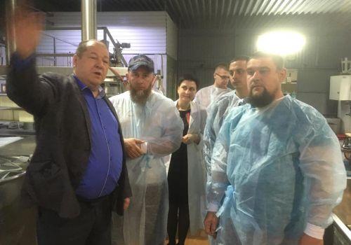 Делегация Самарской области перенимает опыт республики по сельхозкооперации