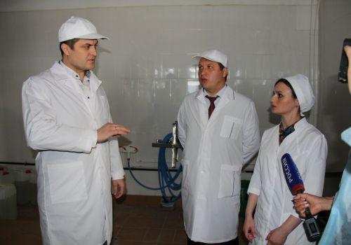 Ильшат Фазрахманов: в большинстве районов должны быть перерабатывающие мощности по молоку, мясу и меду