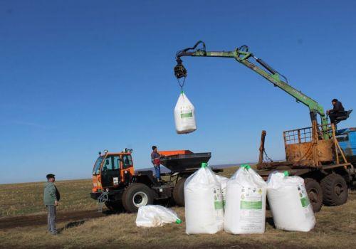 Башкирские хозяйства закупили удобрений в полтора раза больше прошлогоднего