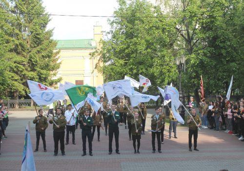 В Башагроунверситете начался трудовой семестр