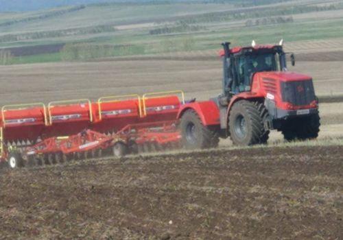 Миллион гектаров яровых культур посеяли в Башкортостане