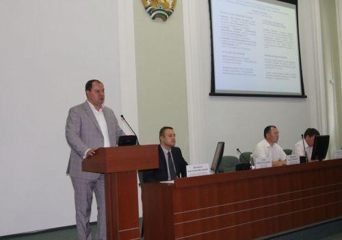 В Минсельхозе республики обсудили программу КРСТ в части содействия занятости сельского населения