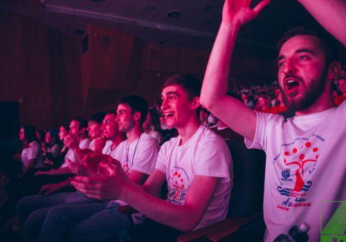 В Уфе подвели итоги фестиваля студенческого творчества среди аграрных вузов России «На волнах Агидели»