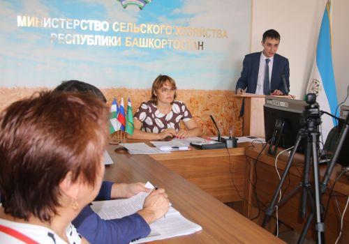 В Минсельхозе РБ обсудили реализацию нацпроекта «Производительность труда и поддержка занятости»