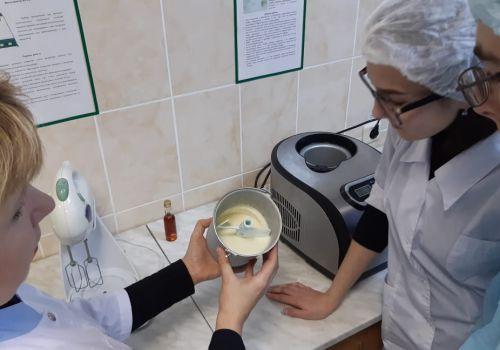В Башкирском ГАУ разработали рецепт мороженого с пчелиным прополисом и пыльцой