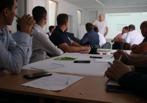 Будущим лидерам АПК рассказали о стратегическом менеджменте