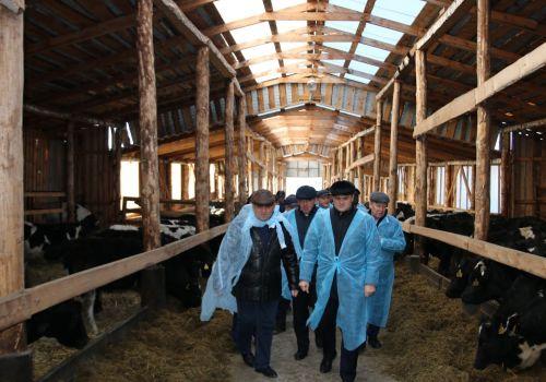 Минсельхоз РБ: В Дуванском районе прошло зональное совещание по животноводству