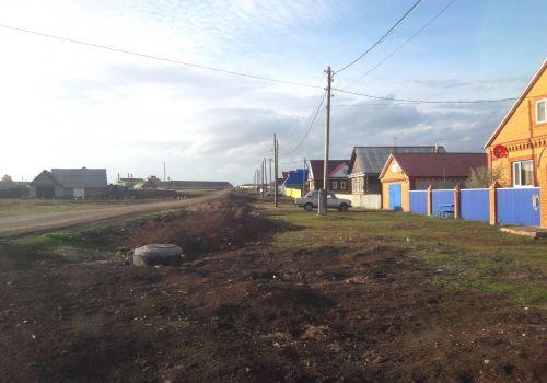 Новый водопровод в Чуртане