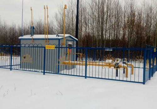 Минсельхоз РБ:  В рамках ведомственной программы газ пришел в село Красный Холм
