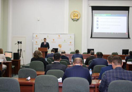 Лидеры АПК Башкортостана защитили свои проекты